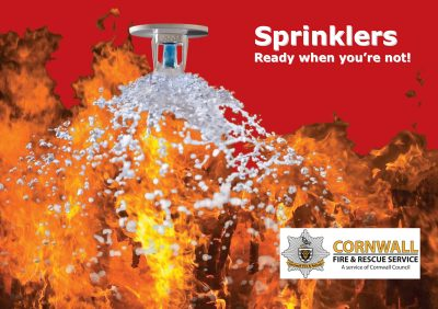 cornwall fire sprinklers